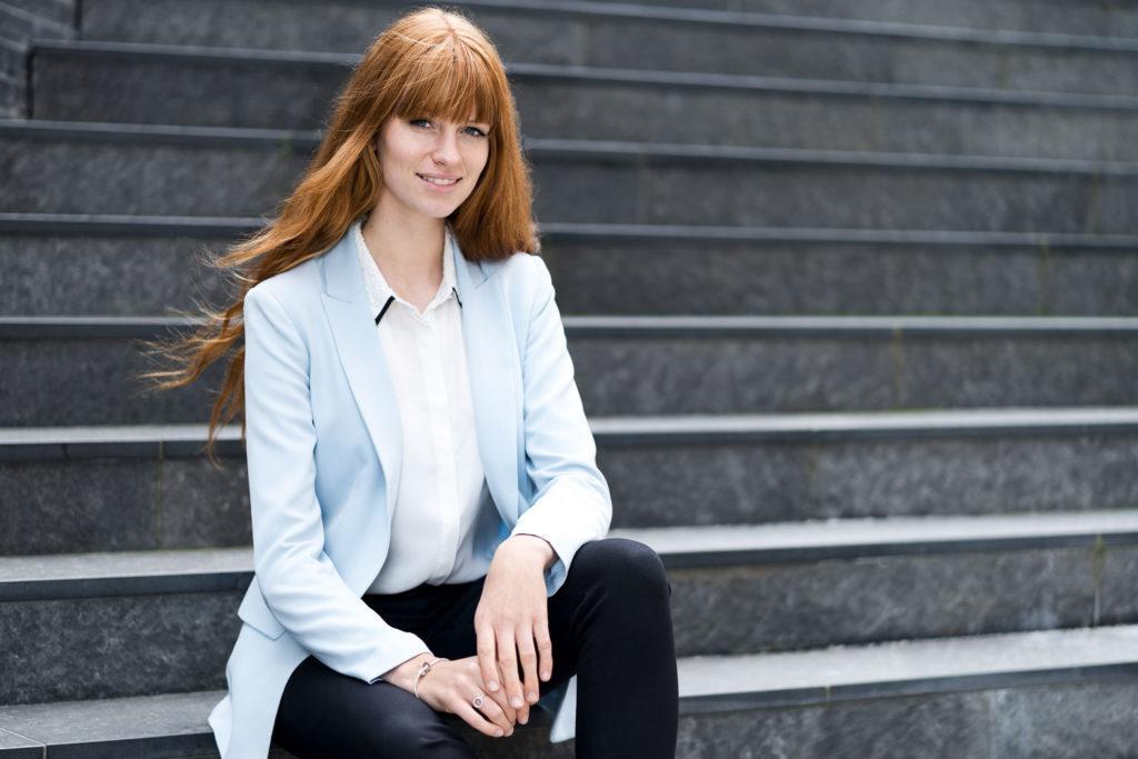 Portrait weiblich by Anna Dittrich Fotograf