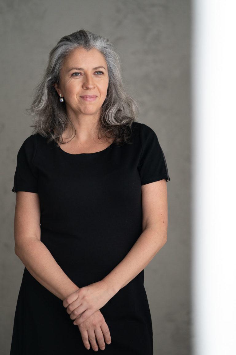 Business Portrait einer reife Frau